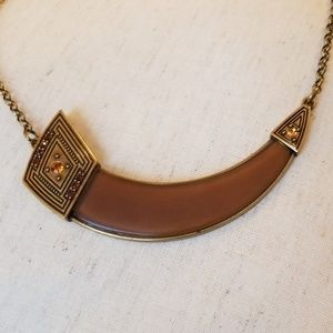 Jewelmint Horn Necklace